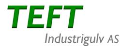 TEFT industrigulv Logo